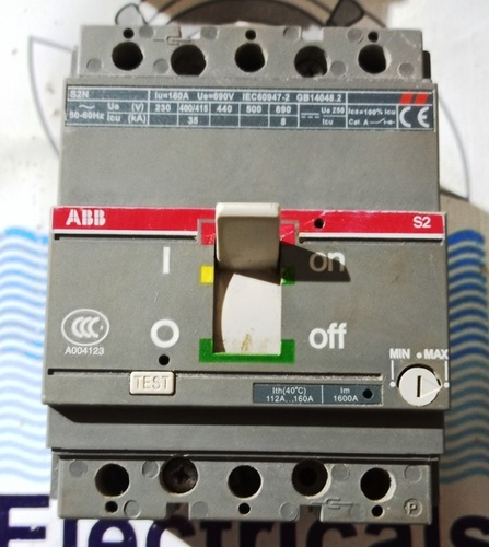 ABB MCCB 160A