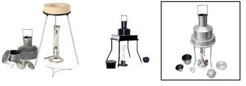 Carbon Residue Apparatus(Rams Bottom)