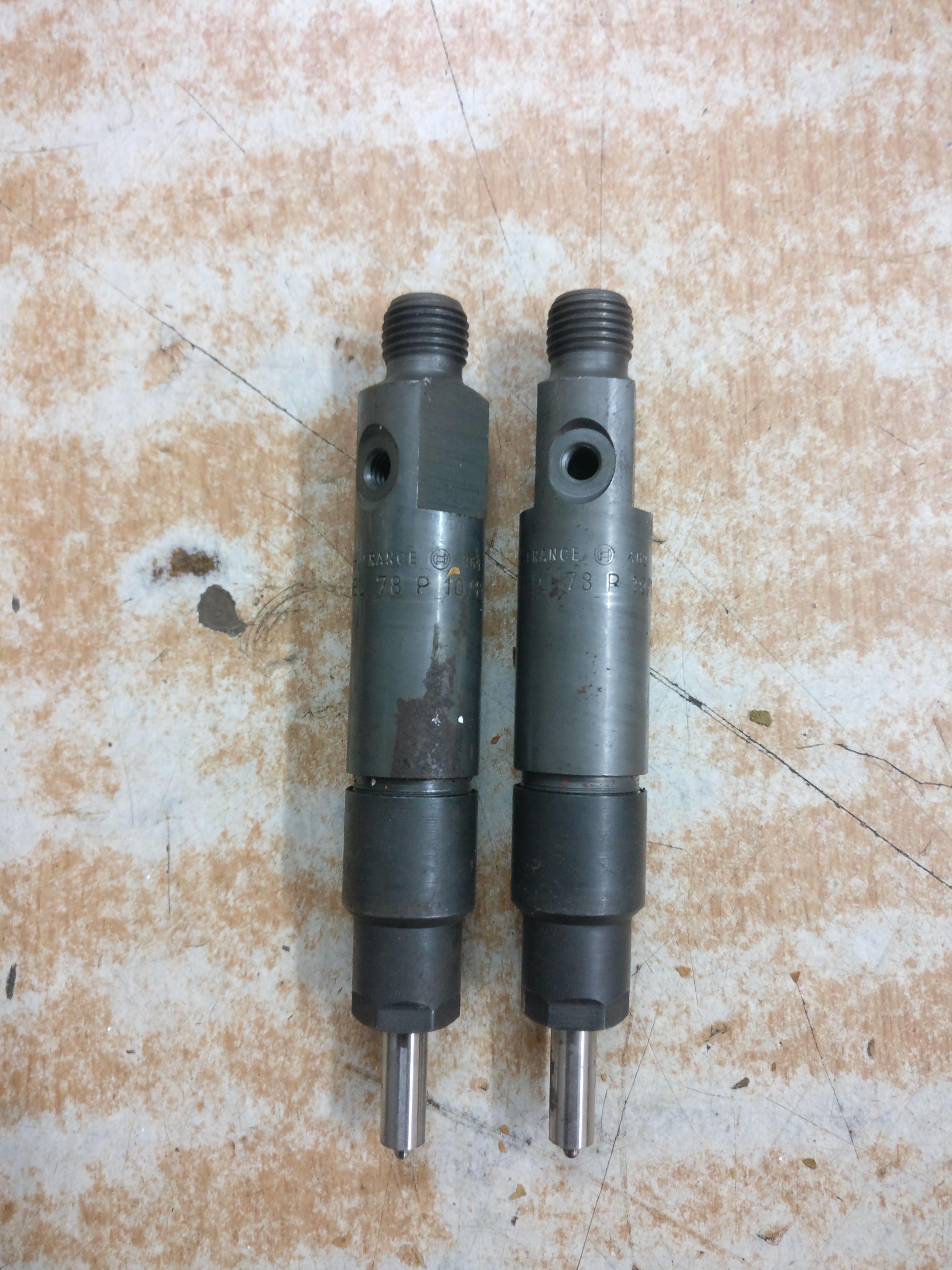Injector For Bukh DV 24
