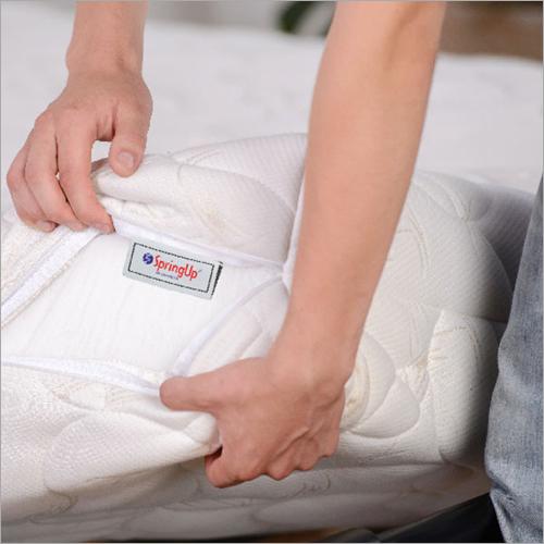 White Mattress Protector