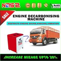 Juhu HHO Bus Decarbonizing Machine