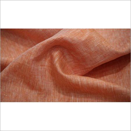 Garments Plain Linen Fabric