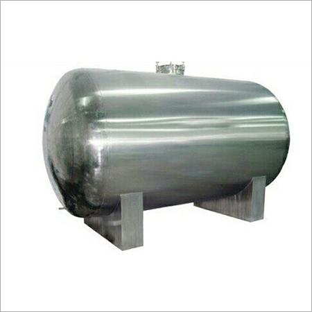 SS Chemical Storage Tank