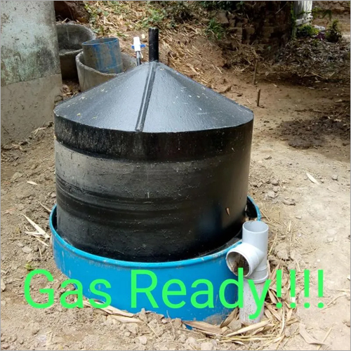 Domestic Bio Gas Ready Plant