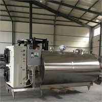 Automatic Milk Chilling Plant