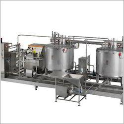 Industrial Ice Cream Plant