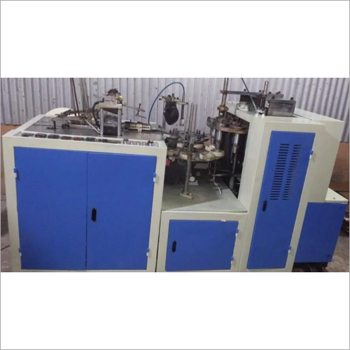 Recondition Paper Cup Machine