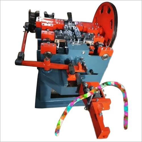 Industrial Nail Making Machine