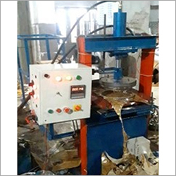Fully Automatic Hydraulic Single Die 4 Roll Paper Plate Machine