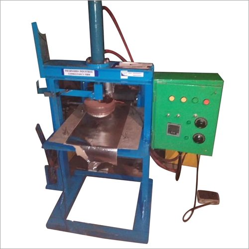Automatic 2 Roll Hydraulic Paper Plate Machine