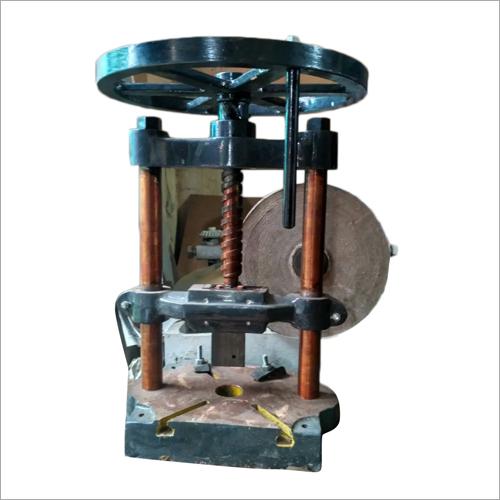 Manual Press Paper Plate Machine