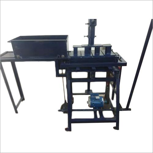Manual Bricks Machine With Hopper