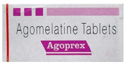 Generic Valdoxan 25mg Agomelatine Tablet