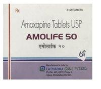 Generic Asendin Amoxapine 50mg Tablet