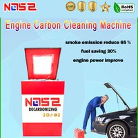 Dagdi Chawl HHO Bus Carbon Cleaner Machine