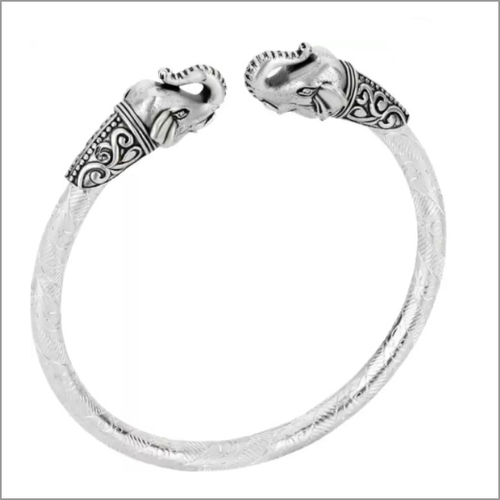Elephant Brass Kada