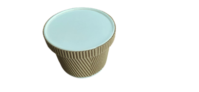 500Ml Paper Ripple Container Certifications: Cipet