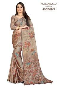 Jakkash 1000 Butti Silk Saree