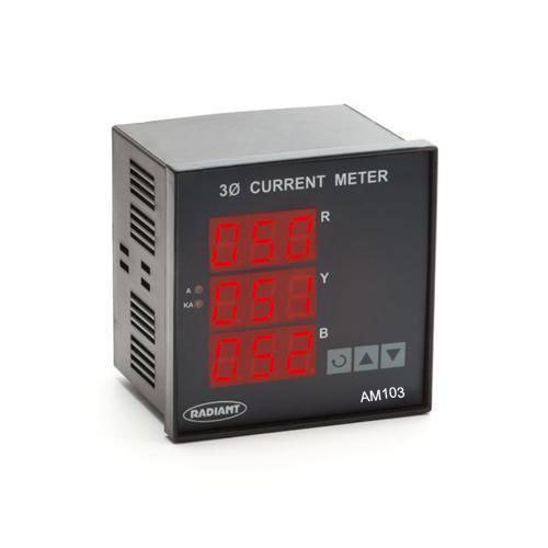 Three Phase AMP Meter