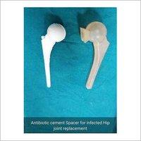 Bone Cement Hip Spacer