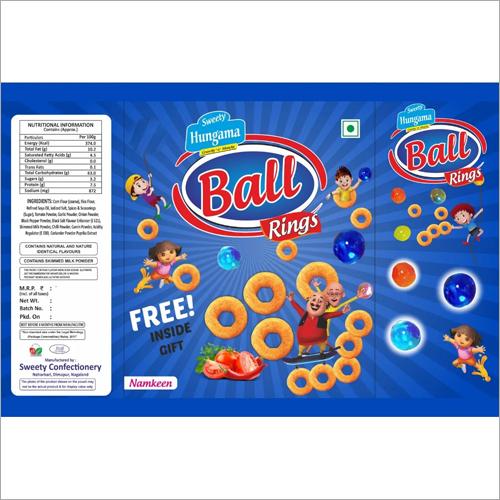 Ball Rings