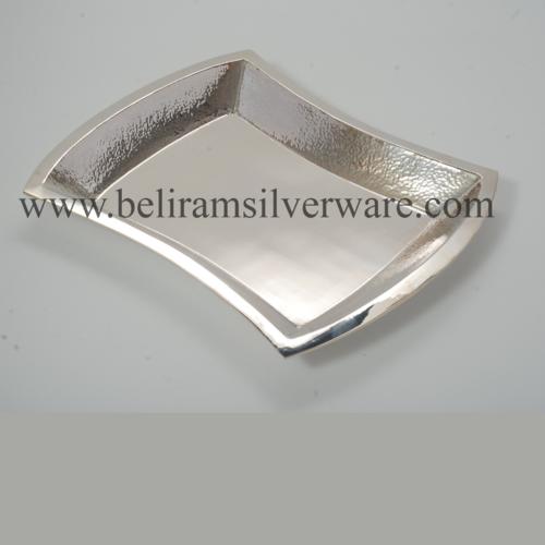 Rectangular Silver Platter
