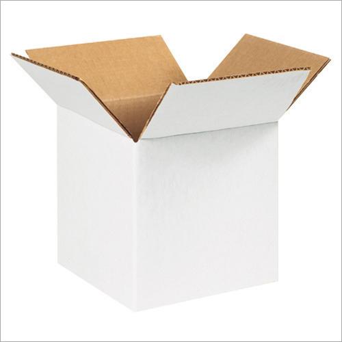 White Duplex Board Box