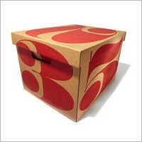 Customized Print Corrugated Box