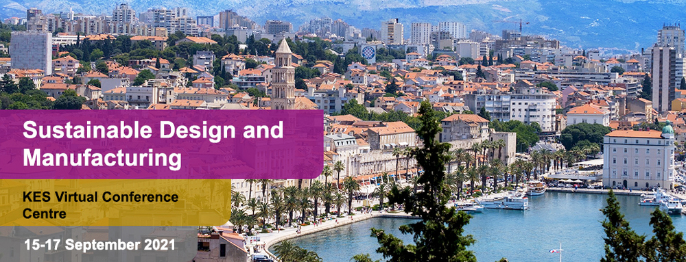 8th International Conference on Sustainable Design and Manufacturing (SDM-21)