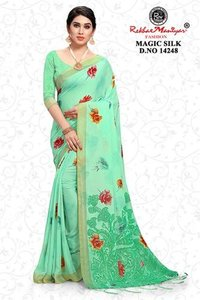 Magic Silk Saree