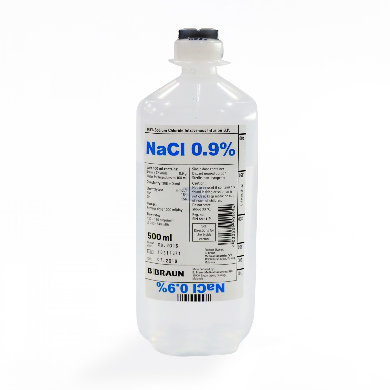 Sodium Chloride Infusions
