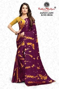 Japan Lady Saree