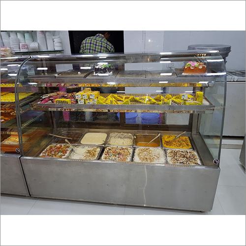 Shrikhand Mathha Display Counter
