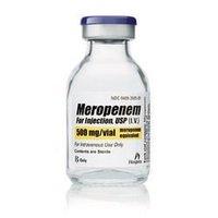 Meropenem Injection Generic Drugs