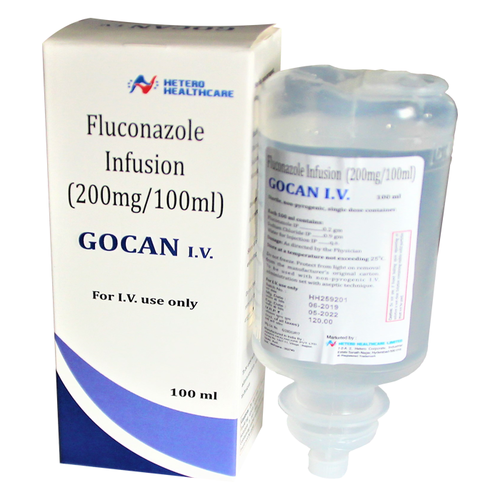 Fluconazole Infusions