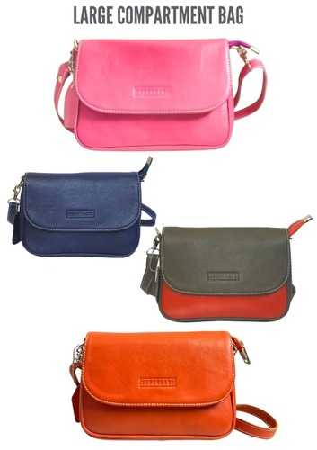 Large Compartment Bag