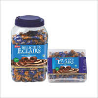 Delicious Eclairs Candy