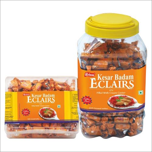 Keasr Badam Eclairs Candy