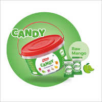 Raw Mango Candy