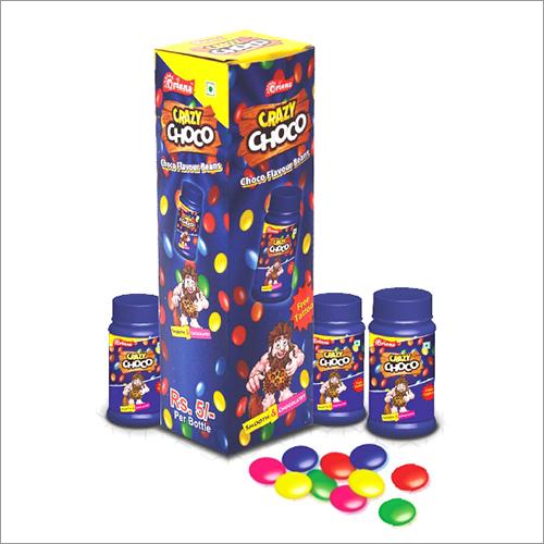 Crazy Choco Chocolate Beans