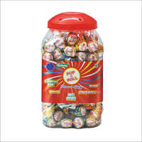 Pop And Roll Assorted Lollipop