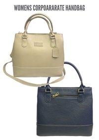 Large Corpoararate Handbag