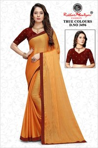 True Colour Saree