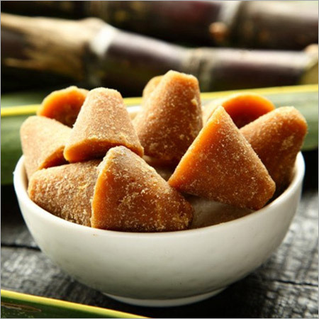 Solid Golden Brown Jaggery Per 1kg