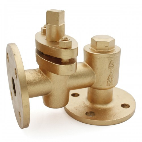 Bronze Combined Cock & Feed Check Valve