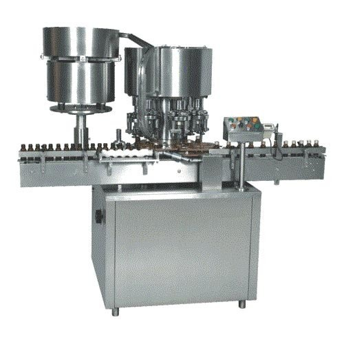 Automatic Vial Capping Machine