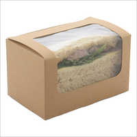 Rectangle Sandwich Box