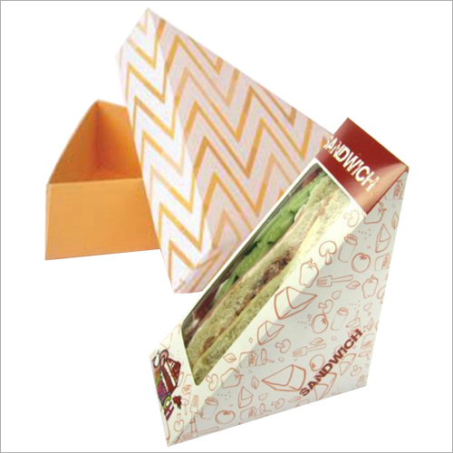 Triangle Sandwich Box