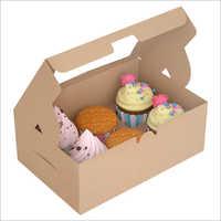 Transparent Muffin Box