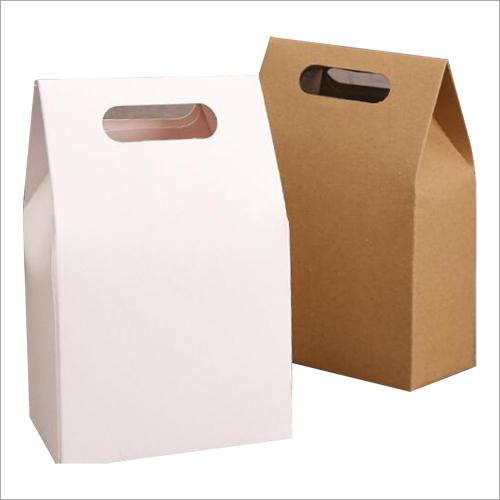 D Paper Bag